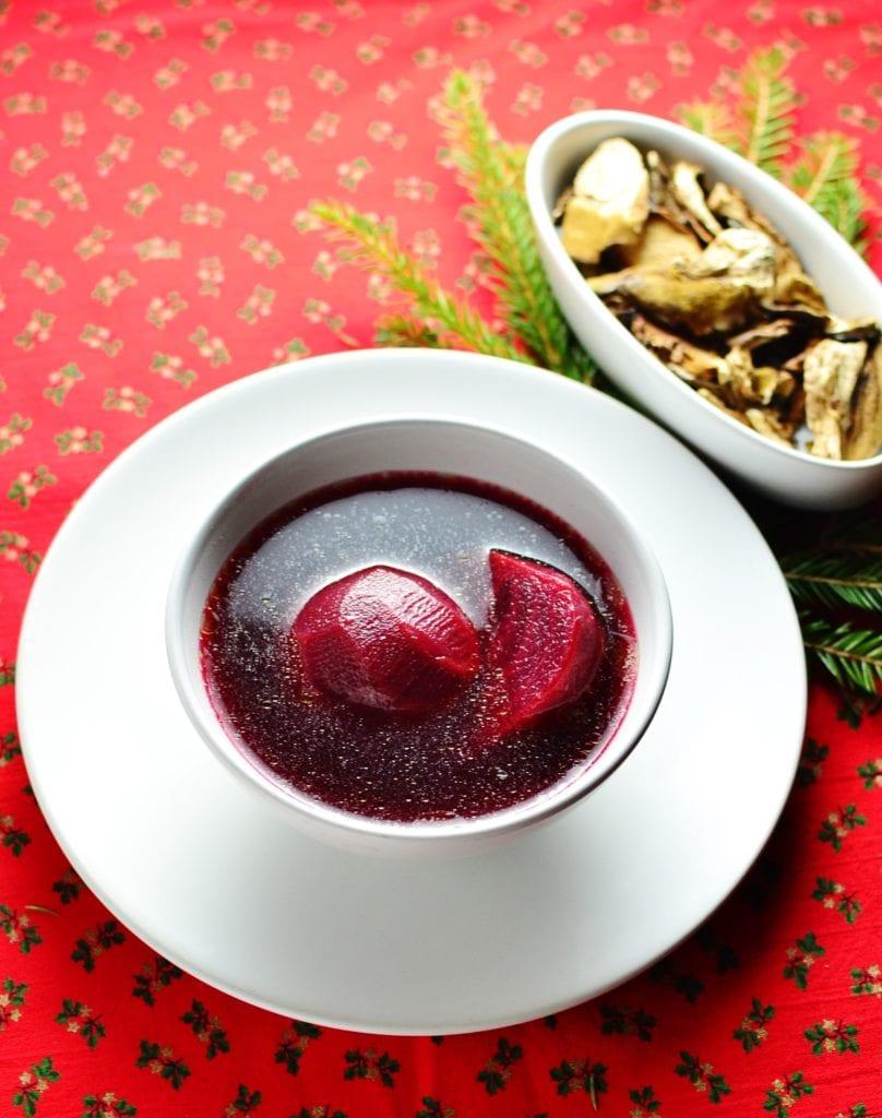 Polish Borscht Recipe (Christmas)