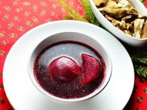 Polish Borscht Recipe Christmas Everyday Healthy Recipes