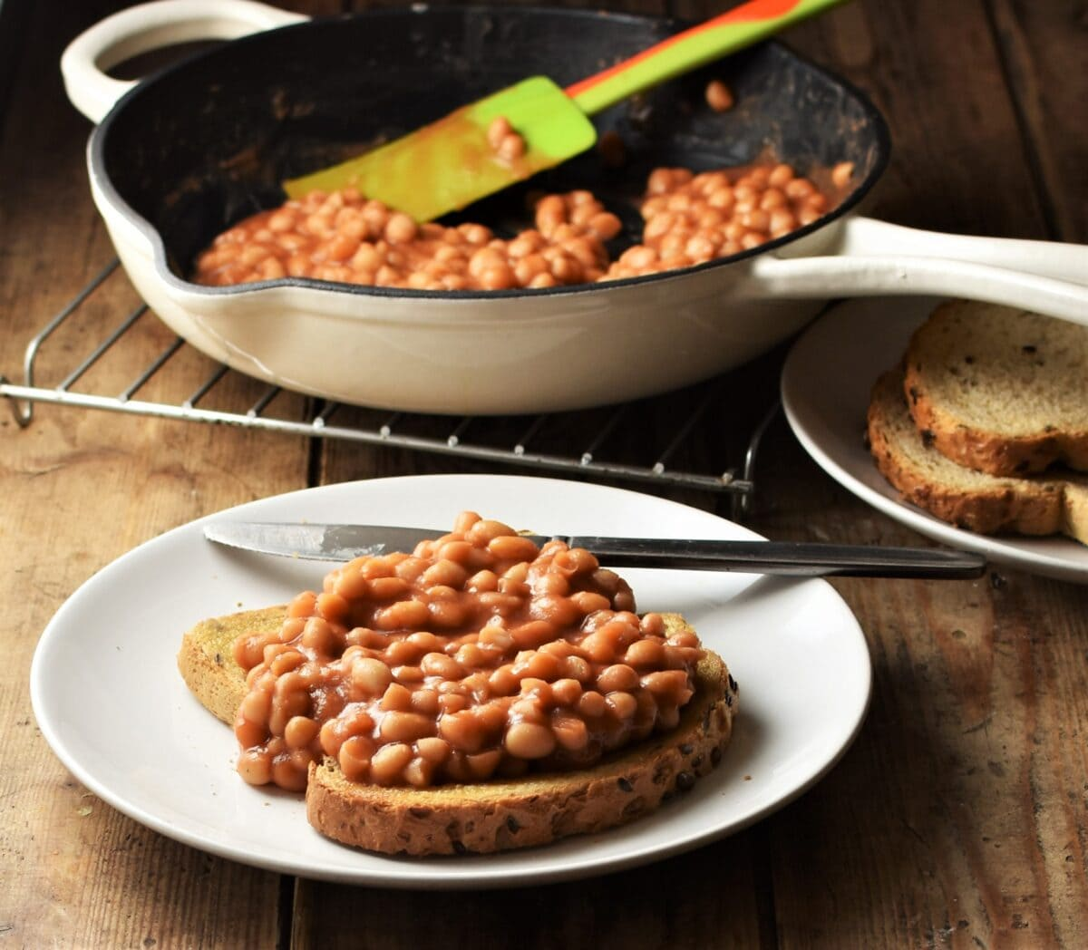 Healthy Easy Baked Beans Everyday Healthy Recipes