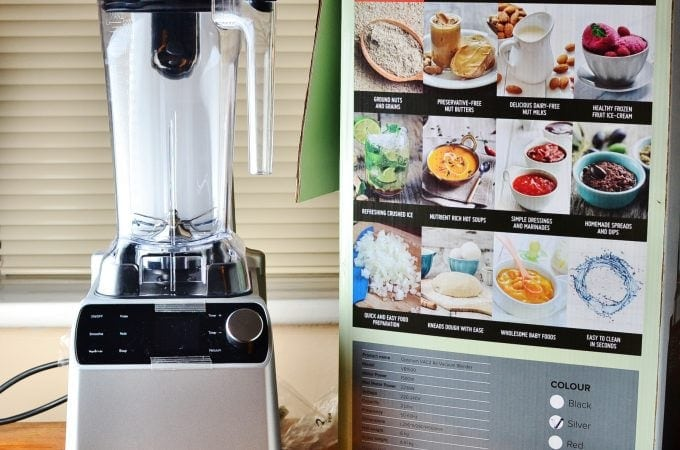 Optimum VAC2 Air Vacuum Blender Review