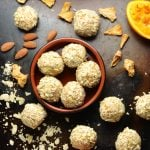 4-Ingredient Quinoa Protein Ball Recipe with Pineapple